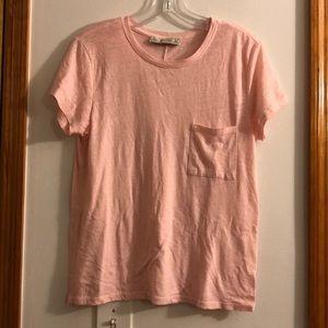 Pink Oversized Shirt